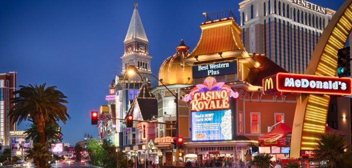 Best Western Plus Casino Royale Hotel Las Vegas