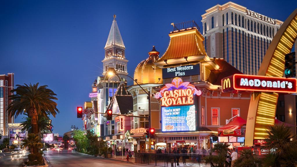 las vegas casino royale