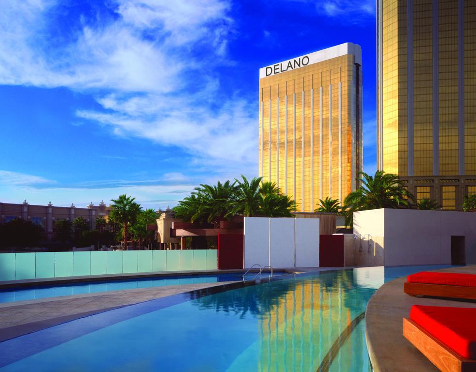 delano hotel resort fee and parking fees in las vegas 2017