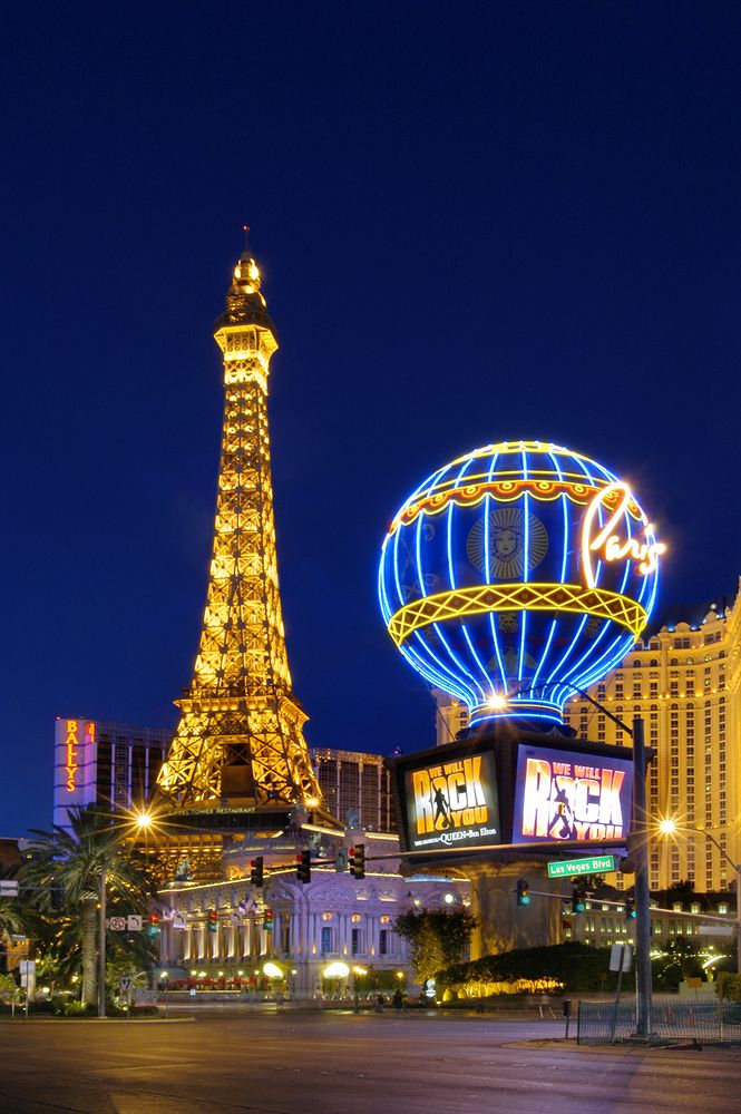Paris Hotel Casino Resort Fee And Parking Fees In Las