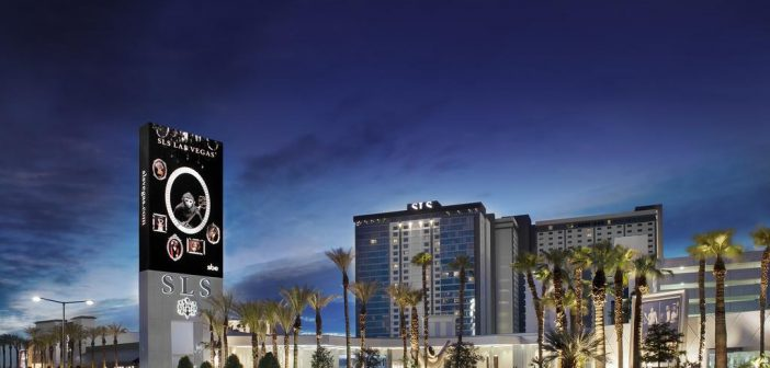 SLS Hotel & Casino Las Vegas - Resort fee